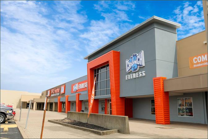 Dixie Manor Shopping Center