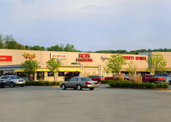 Dixie Manor Shopping Center:
